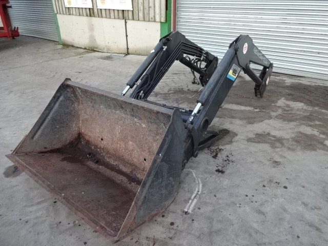 QUICKE 415 TRACTOR FRONT LOADER - G M  Stephenson Ltd